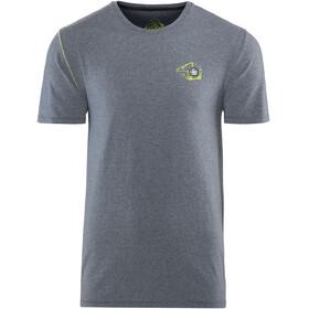 E9 Turner T-Shirt Men bluenavy